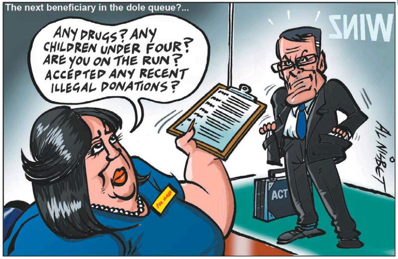 1 John banks donations paula bennett NZ Politics Daily - Bryce Edwards Otago University liberation blog - www.liberation.org.nz