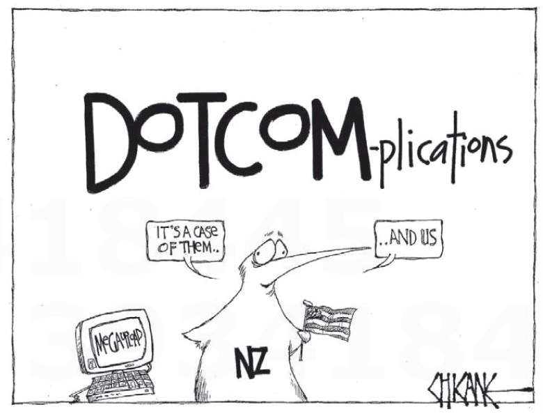 1 dotcom megaupload NZ Politics Daily - Bryce Edwards Otago University liberation blog - www.liberation.org.nz