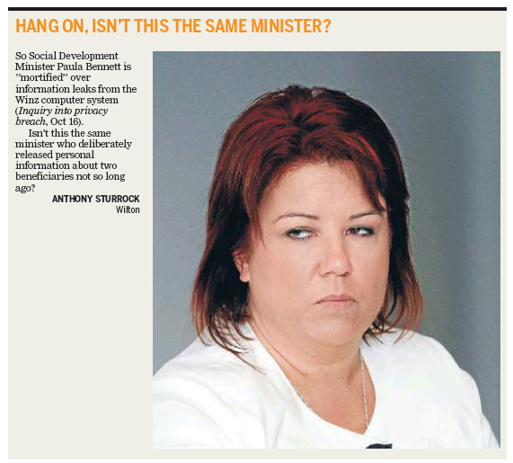 Z Dominion Post 18 October 2012 NZ Politics Daily - Bryce Edwards Otago University liberation blog - www.liberation.org.nz