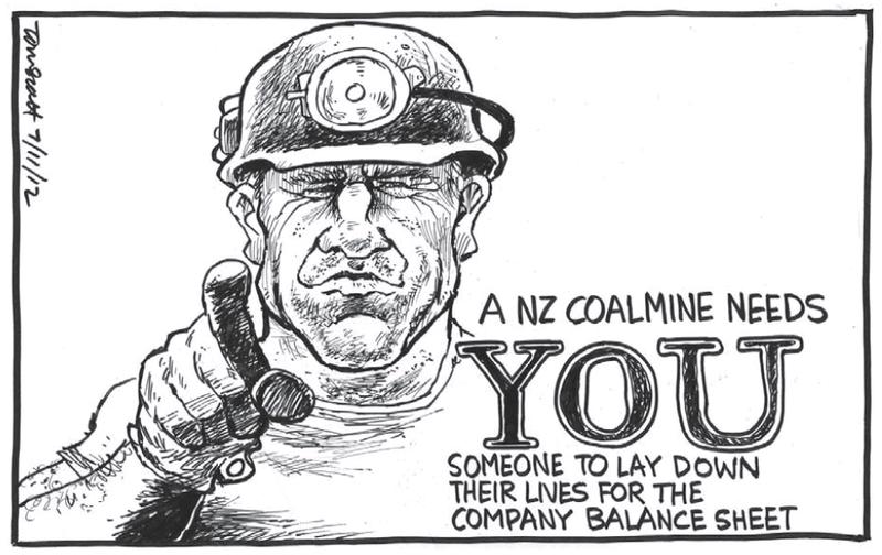 A Pike River report 2 NZ Politics Daily - Bryce Edwards Otago University liberation blog - www.liberation.org.nz