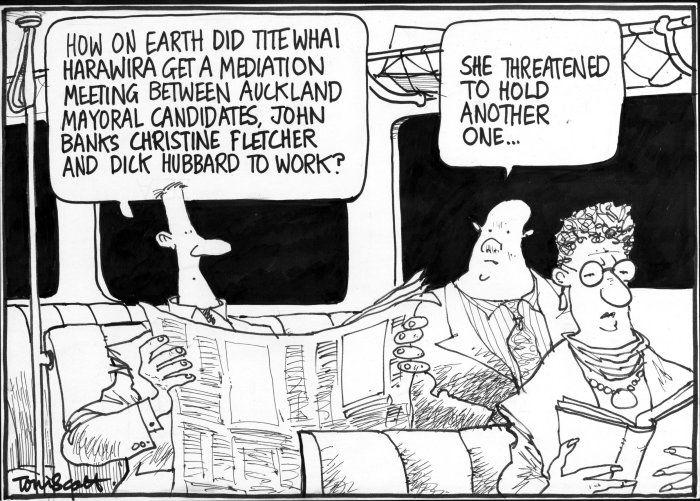 17 Titewhai Harawira Waitangi Day - Bryce Edwards NZ Politics
