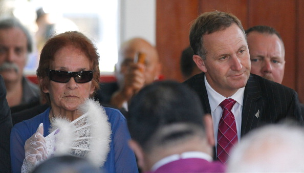 32 Titewhai Harawira Waitangi Day - Bryce Edwards NZ Politics