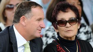 43 Titewhai Harawira Waitangi Day - Bryce Edwards NZ Politics
