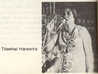 50 Titewhai Harawira Waitangi Day - Bryce Edwards NZ Politics
