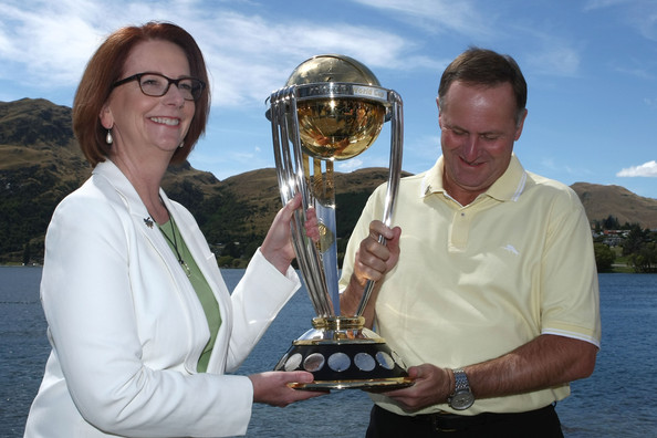 4 John+Key+2015+Cricket+World+Cup - Bryce Edwards NZ Politics