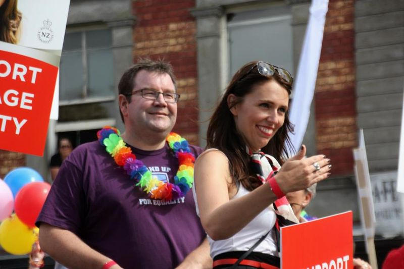 A 10 gay pride NZ Politics Daily - Bryce Edwards Otago University