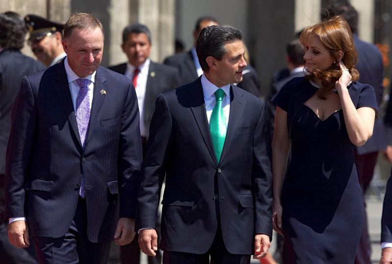 7.5 John Key in Latin America NZ Politics Bryce Edwards
