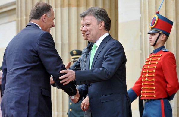 11 John Key in Latin America NZ Politics Bryce Edwards