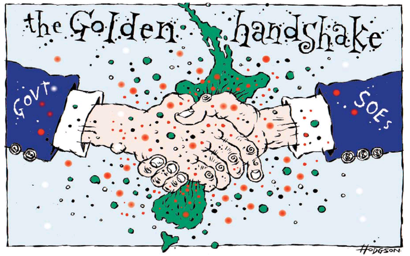 18 Dominion Post 18 March 2013 SOEs golden handshakes