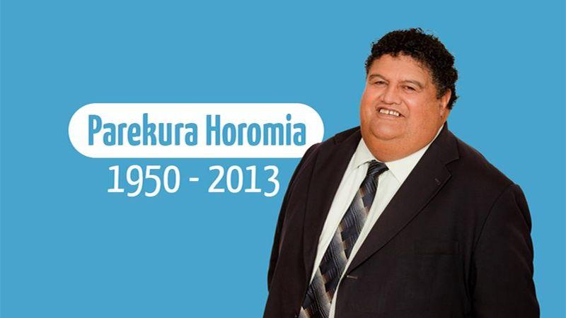 2 Parekura Horomia Labour Maori Bryce Edwards