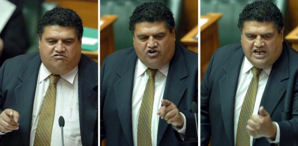 17 Parekura Horomia Labour Maori Bryce Edwards