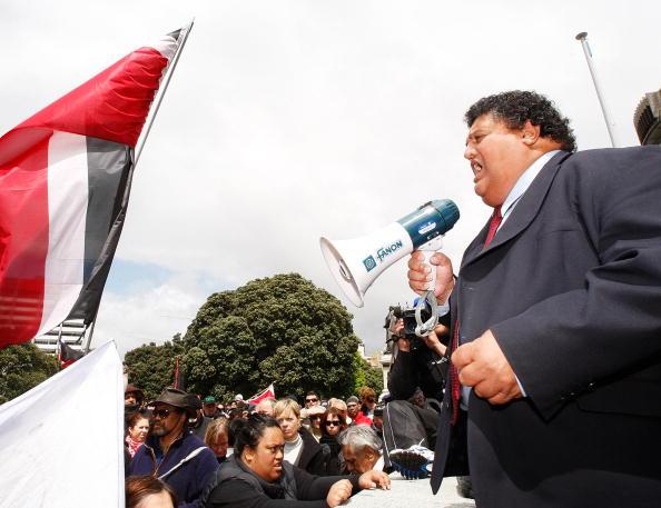 31 Parekura Horomia Labour Maori Bryce Edwards