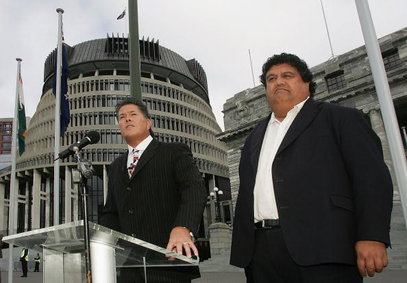29 Parekura Horomia Labour Maori Bryce Edwards