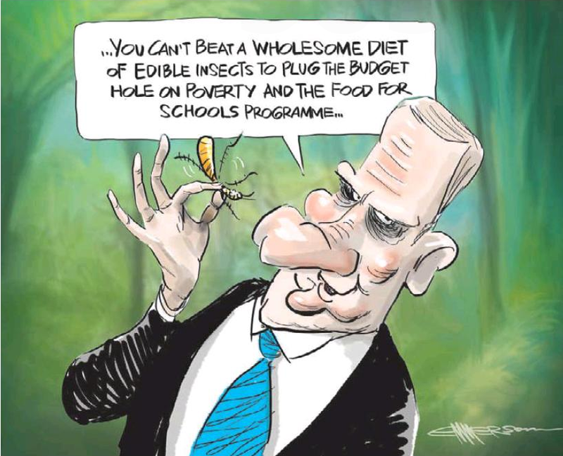 8 NZ Herald 16 May 2013 John Key Budget