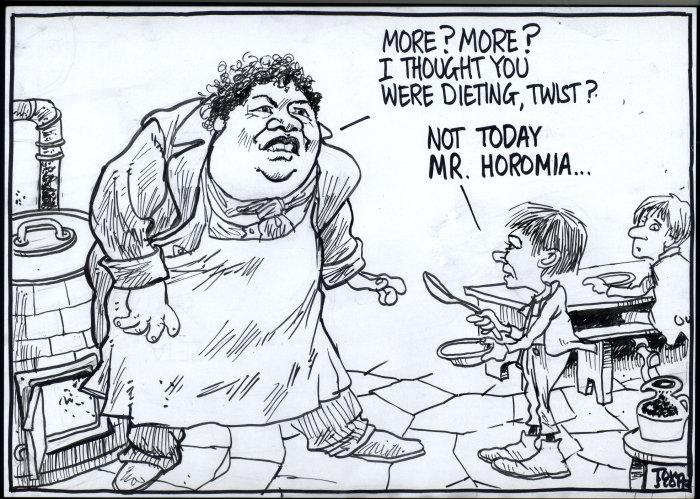 13 Parekura Horomia Labour Maori Bryce Edwards