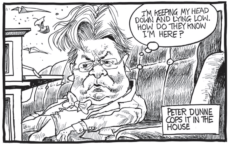 3 Dominion Post 7 June 2013 Peter Dunne United Future