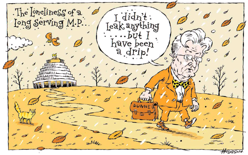 Dominion Post 10 June 2013 Peter Dunne