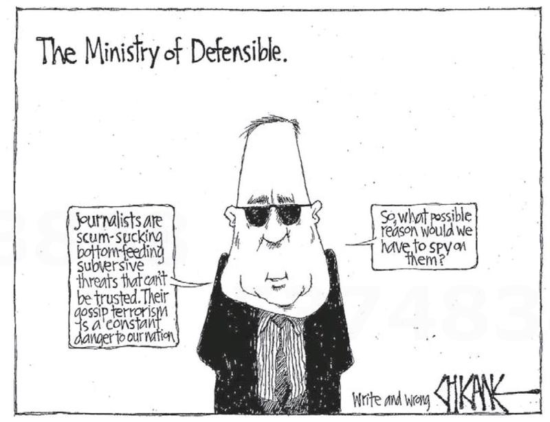 Southland Times 30 July 2013 spying NZDF Jon Stephenson