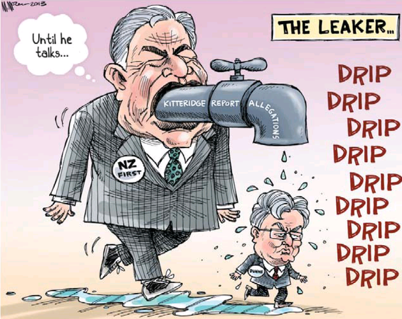 2 Nelson Mail 1 June 2013 Winston Peters United Future Peter Dunne