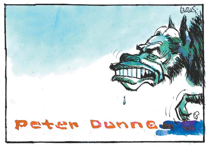 The Press 10 June 2013 Peter Dunne Winston Peters