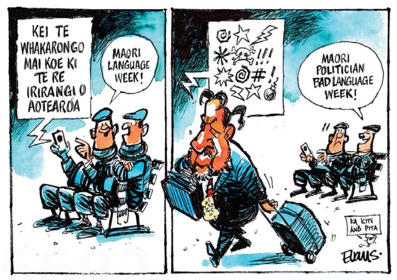 The Press 3 July 2013 Pita Sharples Maori Party