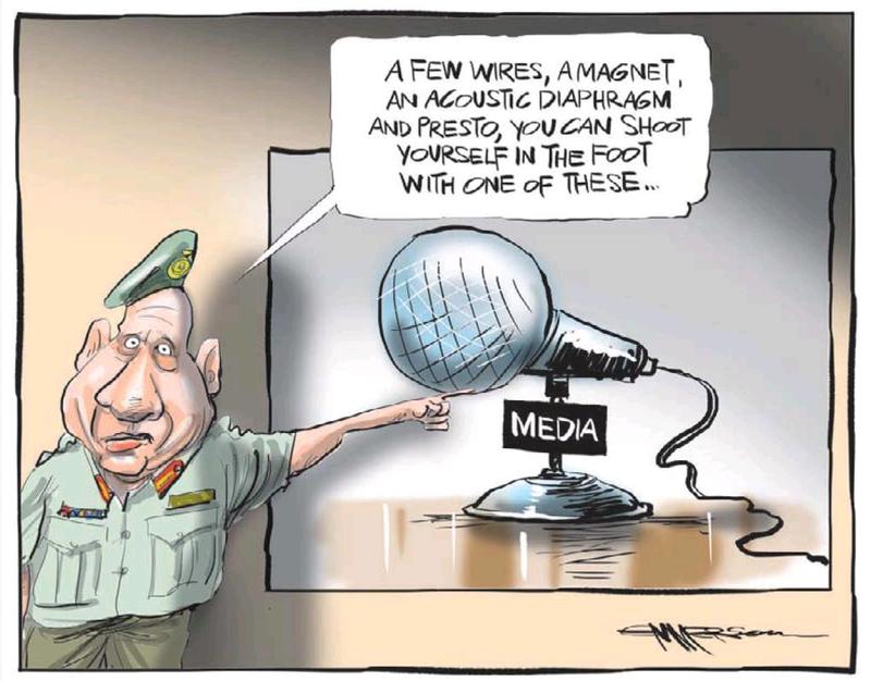 NZ Herald 31 July 2013 media spying NZDF