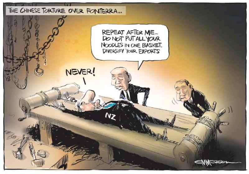 Emmerson - NZ Herald 10 August 2013 Fonterra China