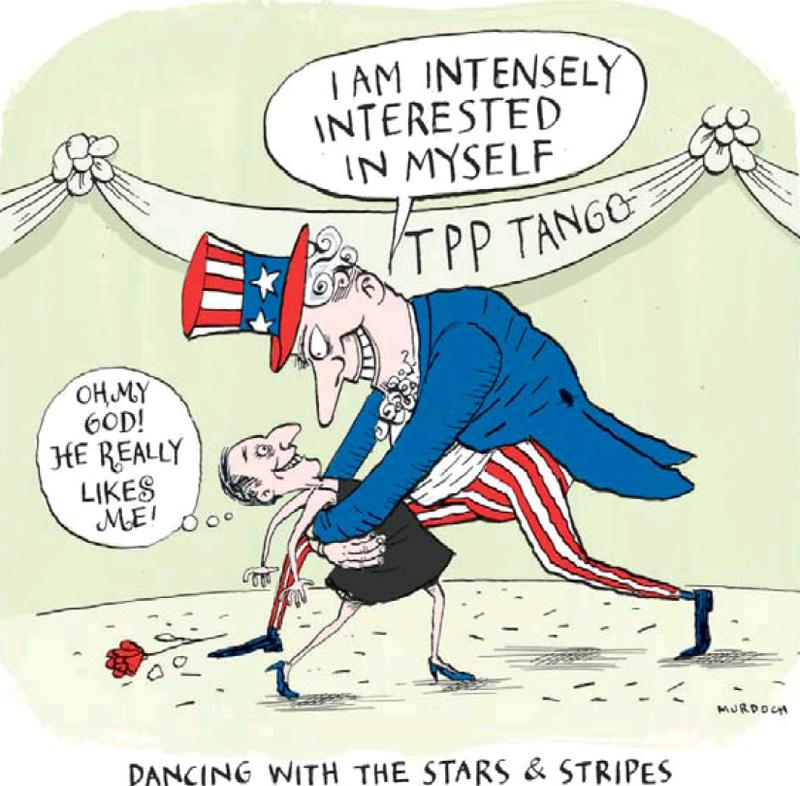 Dominion Post 25 May 2013 TPP trade