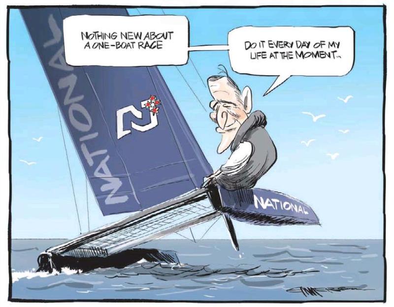 NZ Herald 11 July 2013 Key Labour