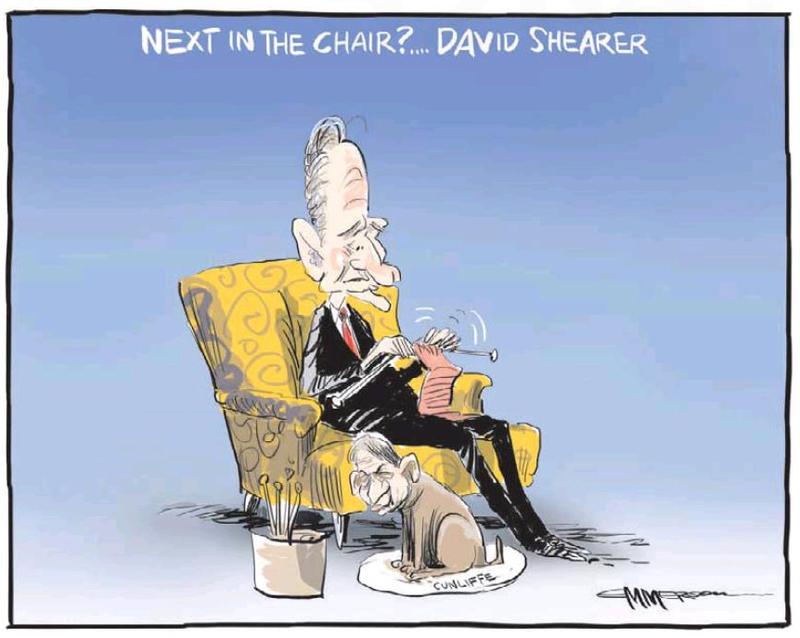 NZ Herald 28 June 2013 David Shearer Labour