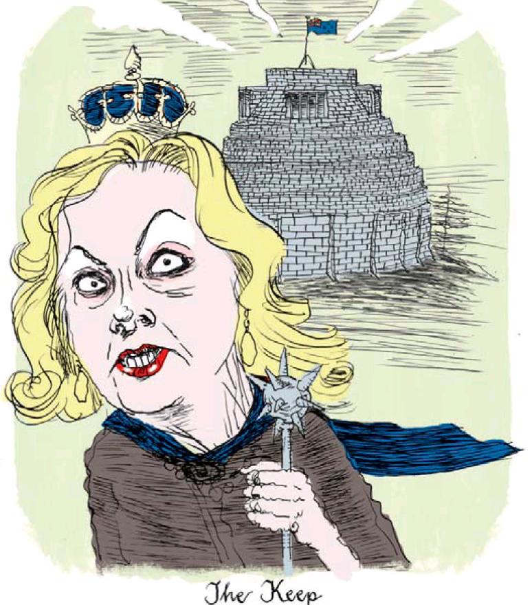 Dominion Post 10 February 2013 Judith Collins