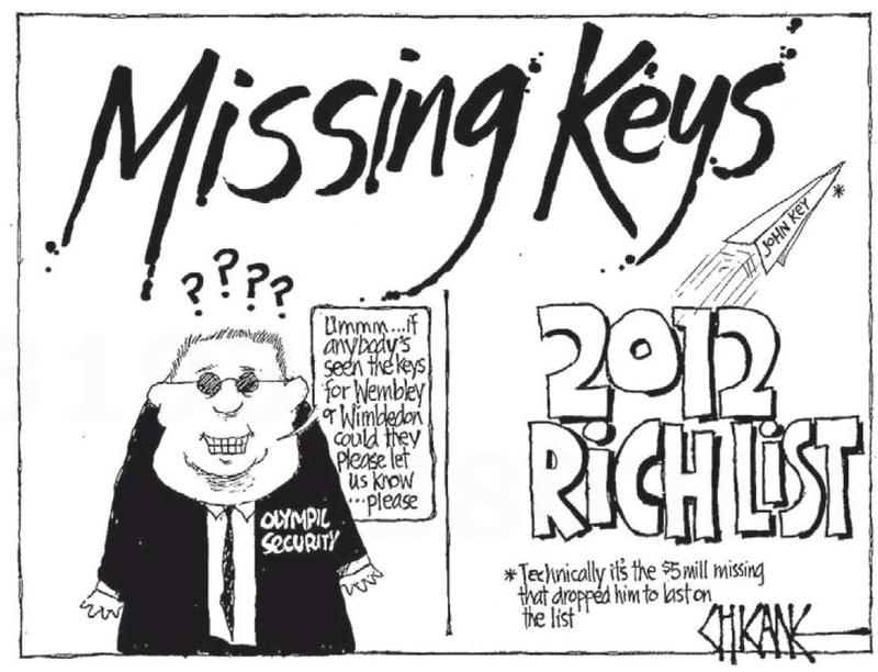3 2012 nbr rich list john key NZ Politics Daily - Bryce Edwards Otago University liberation blog - www.liberation.org.nz