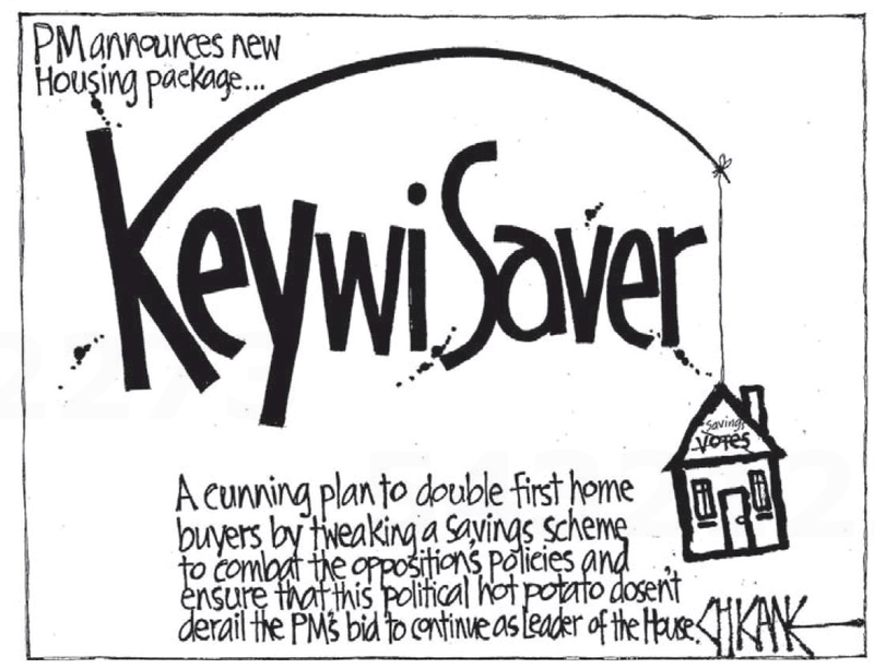 Southland Times 13 August 2013 Kiwisaver National housing