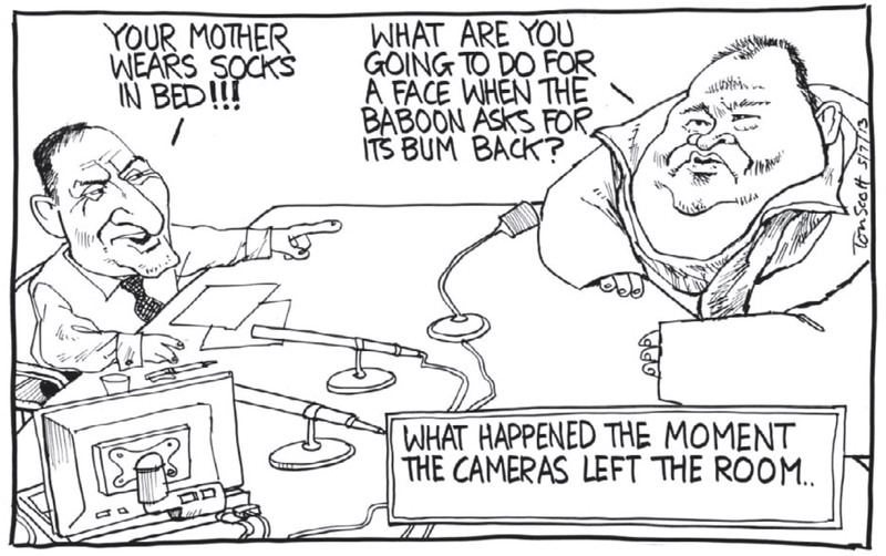 Dominion Post 5 July 2013 GCSB