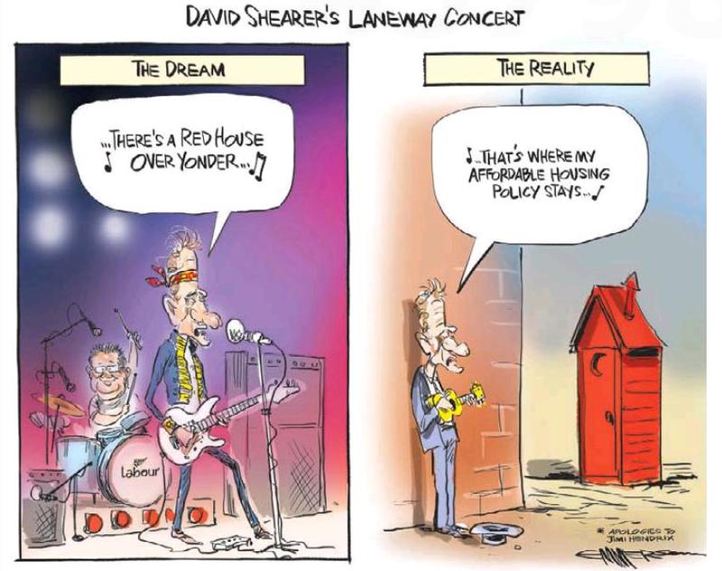 NZ Herald 29 January 2013 David Shearer