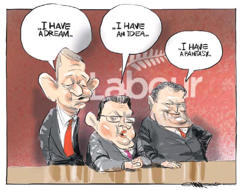 Emmerson - NZ Herald 27 August 2013 Labour leadership