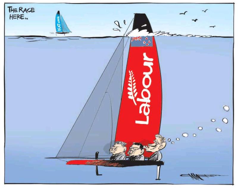 Emmerson - NZ Herald 10 September 2013 Labour leadership