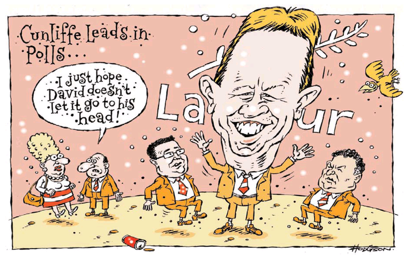 Hodgson - Dom Post 10 September 2013 Labour leadership Cunliffe