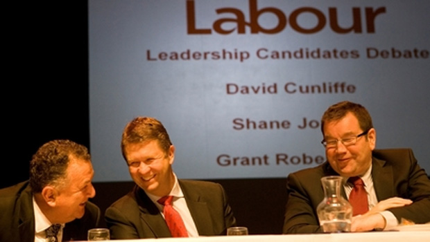 Shane-Jones--David-Cunliffe-and-Grant-Robertson--Labout-leadership-vote--Whangarei--2sep2013-NZH
