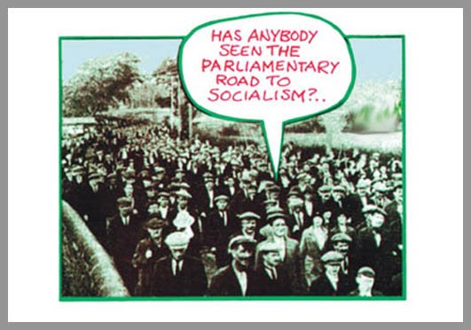 A parliamentary road to socialism - Bryce Edwards