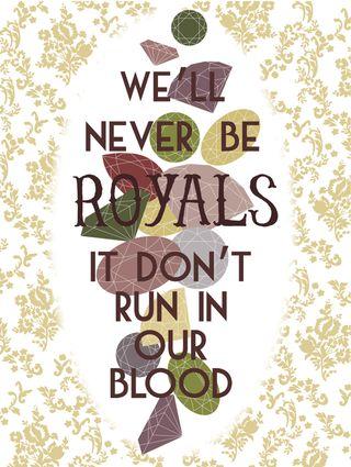 Royals Lorde NZ - Bryce Edwards