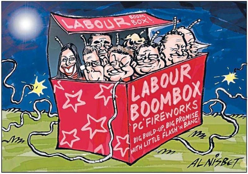 Al Nisbet - The Press 5 November 2013 Labour