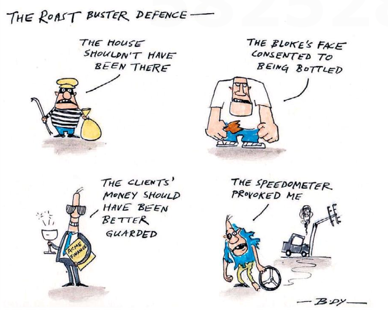 Body - NZ Herald 11 November 2013 Roast Busters rape police