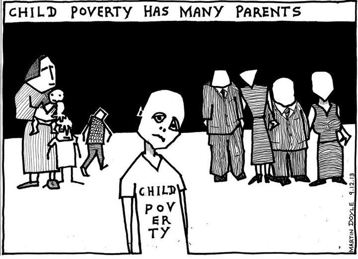 Martin Doyle - Child poverty