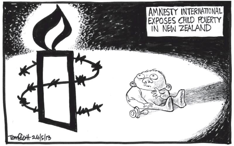 14 Dominion Post 24 May 2013 Amnesty International poverty