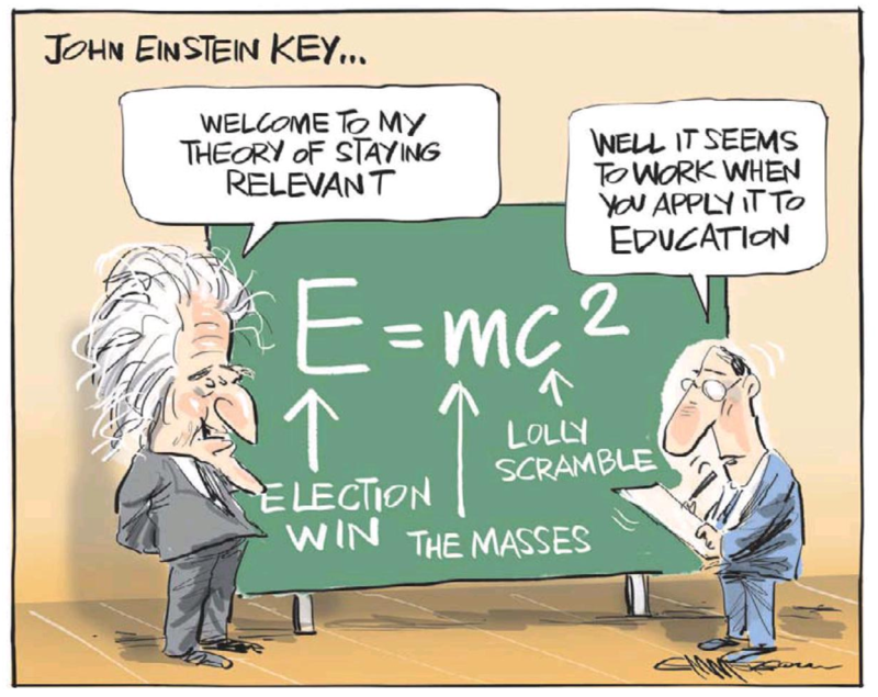 Emmerson - NZ Herald 24 January 2014 education