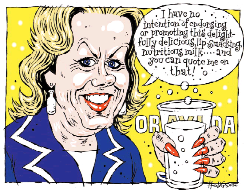 Hodgson - Nelson Mail 10 March 2014 Judith Collins milkgate oravida