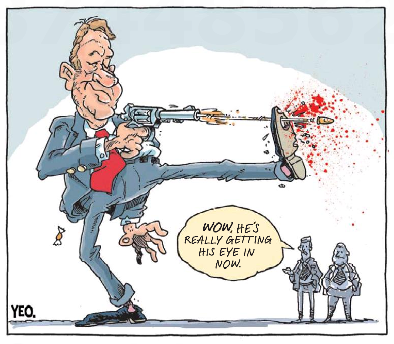 1 Yeo - Sunday Star Times 9 March 2014 Cunliffe Labour