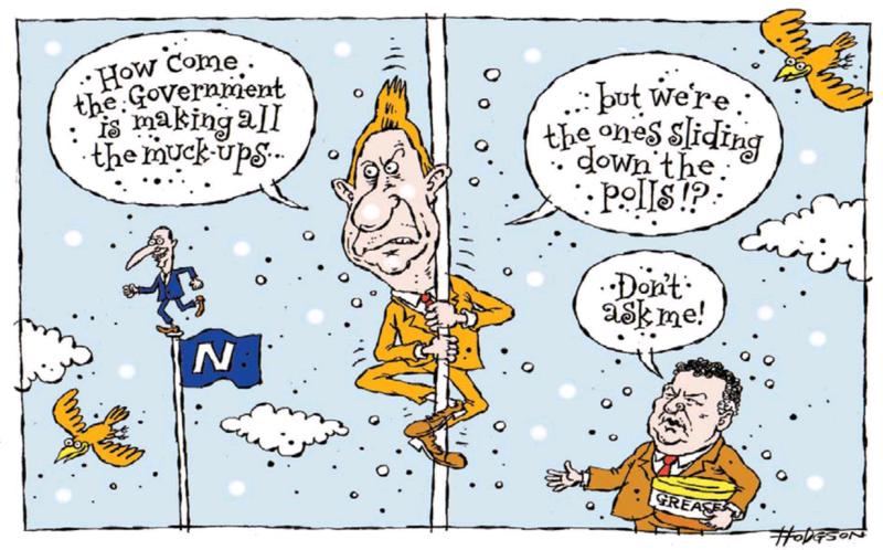 Hodgson - Dominion Post 24 March 2014 Labour Cunliffe Jones