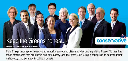 3 Keep The Greens Honest